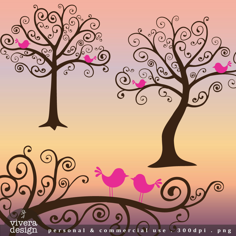 Branch clipart whimsical tree Clip The Dreamy Art Tree