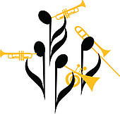 Brass clipart Clip Band Free Royalty Brass