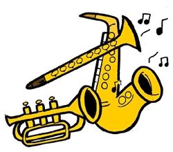 Brass clipart Clipart Panda Clipart Music Clipart