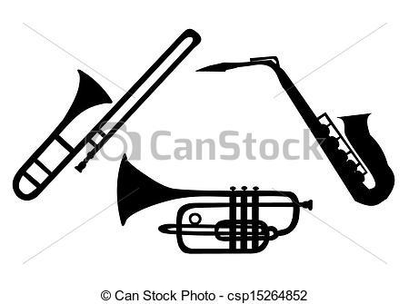 Brass clipart Of Clipart brass  of