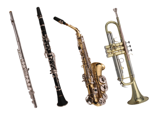 Brass clipart band class Brass All Transparent Instrument Brass