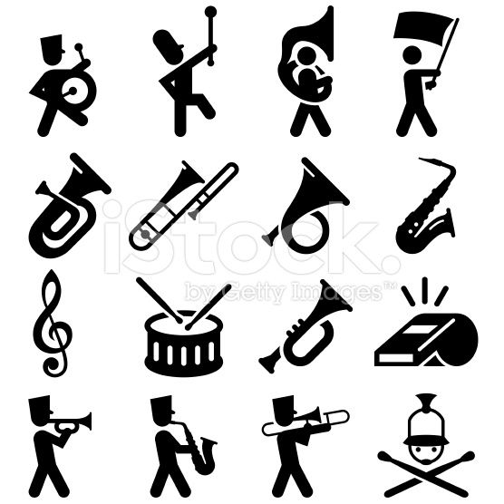 Brass clipart band conductor Shirts  on ideas royalty