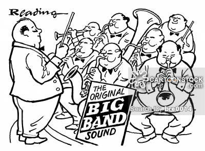 Brass clipart instrumental music Comics Big from Cartoons 6