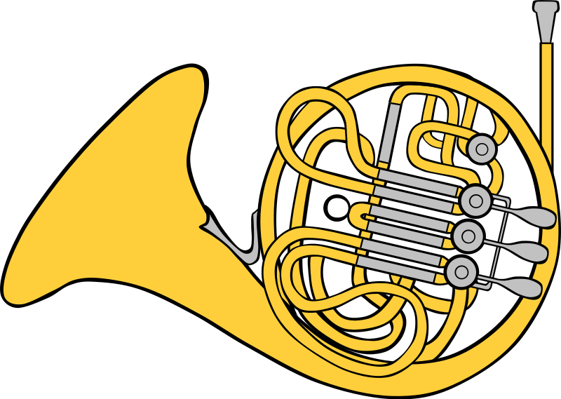 Brass clipart free music French Free png152 Clipart Music