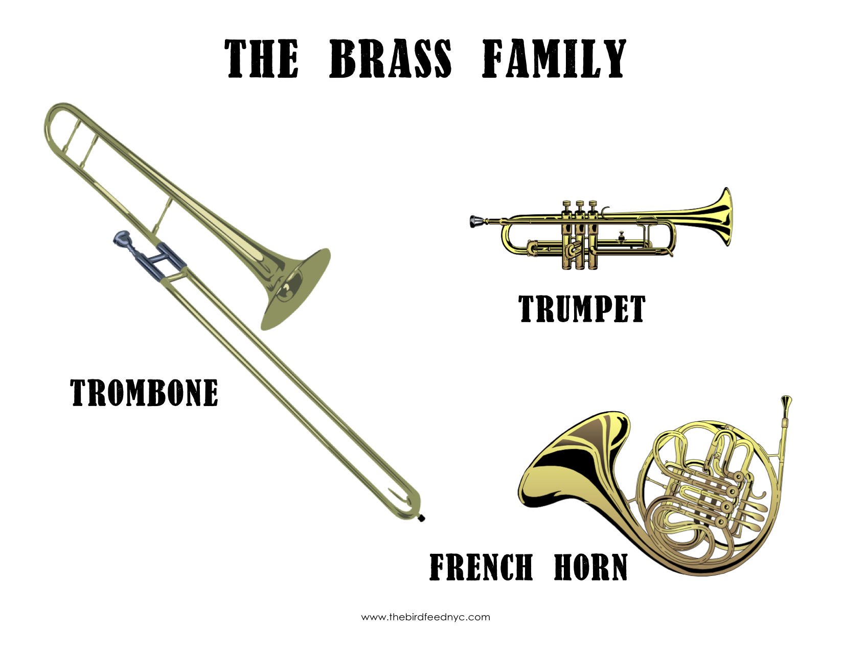 Brass clipart teacher Family Feed The  and