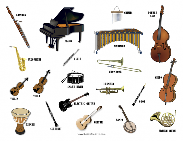 Brass clipart music performance Dept  Instrument Picture Musical