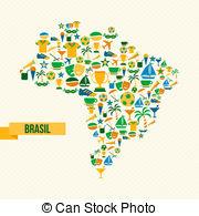 Brazil clipart In Brazil Brazil 472 icons
