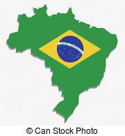 Brazil clipart Illustration Brazil Clip free vector