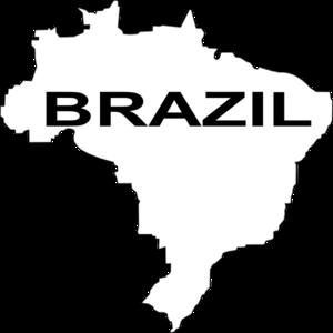 Brazil clipart Clker com art at