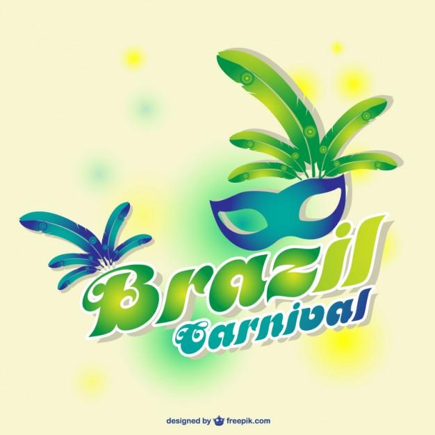 Carneval clipart brazil carnival Illustrations Brazil carnival  Brazil