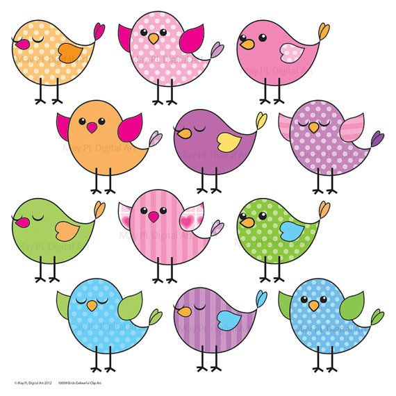 Birthday clipart bird On Party Tweet Best Own