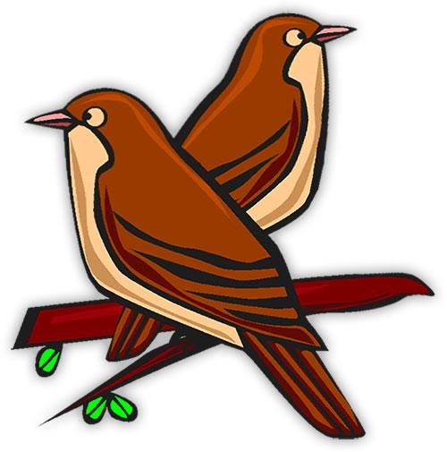 Brds clipart 61 large com bird Free