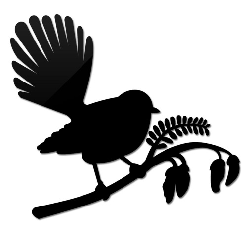 Brds clipart fantail Style On My  Fantail