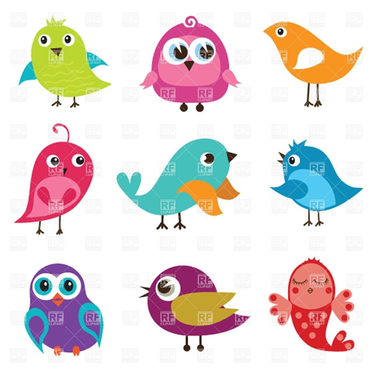 Brds clipart free bird Clipart clipart bird Cartoon