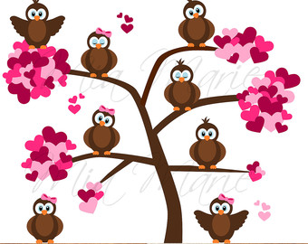 Brds clipart valentine Art DOWNLOAD bicycle Bird Clip