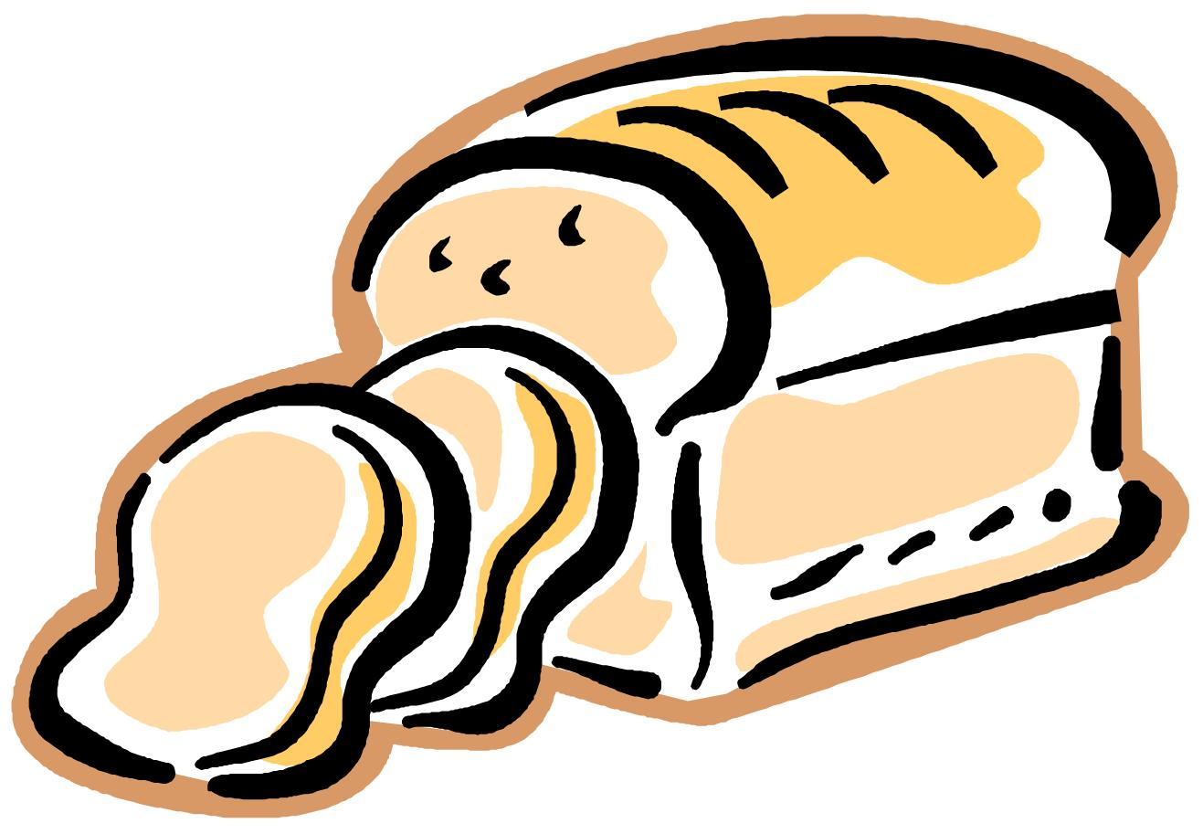 Randome clipart loaf bread Download on free bread com