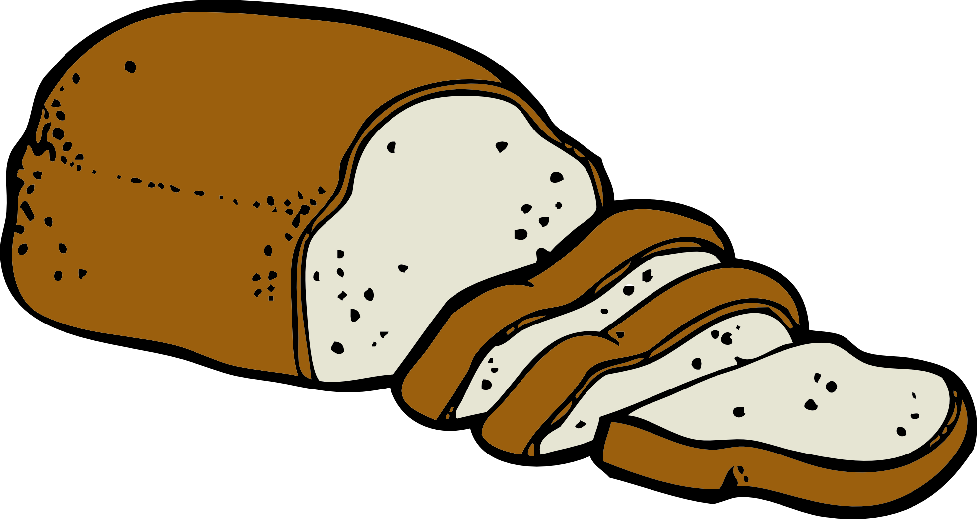 Bread clipart drawn Image Cliparting art images free