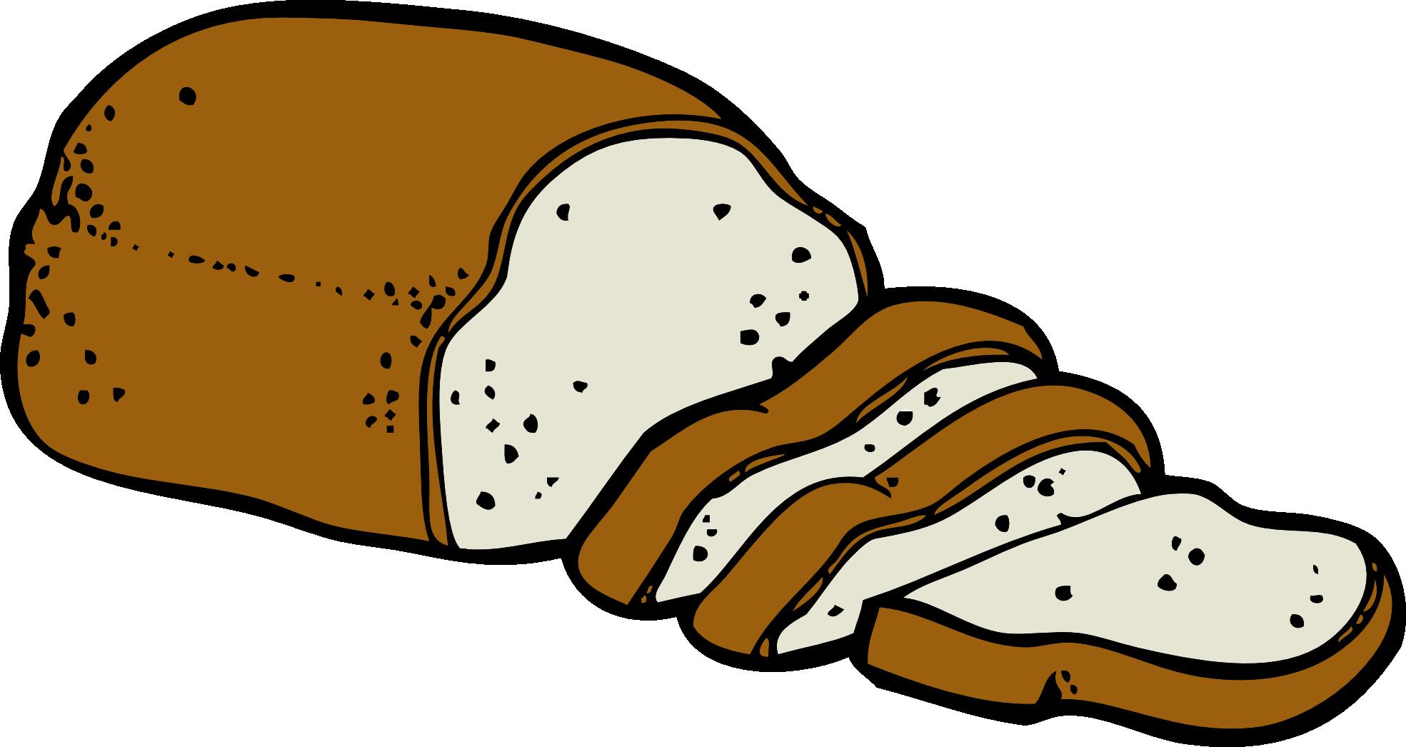 Bread Roll clipart bap Bread clipart images com 5