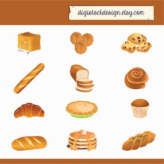 Cereal clipart bread baker Sandwich Bakery Bread Bread Pies