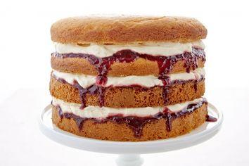 Sponge Cake clipart cartoon Easy 1 674 banana Cakes