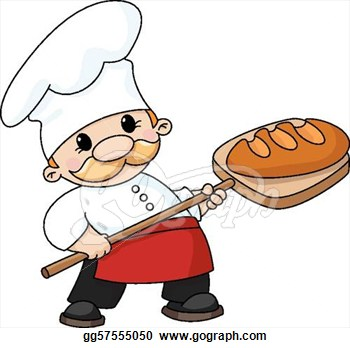 Bread clipart bread baker Baker Clipart clipart with Free