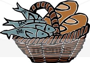 Muffin clipart five Basket Clipart Basket Bread Bread