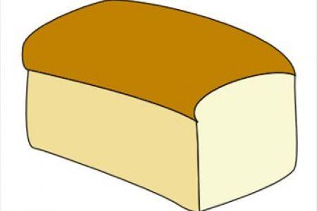 Bread clipart dinner roll Bread DA Graphics Clipart Free