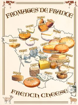 Bread clipart french cheese Fromages France Selection and Tips