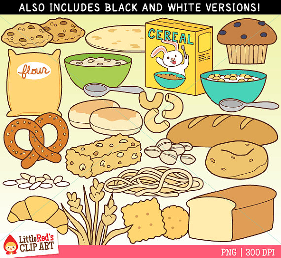 Bread clipart grain product Grain Download to Foods Free