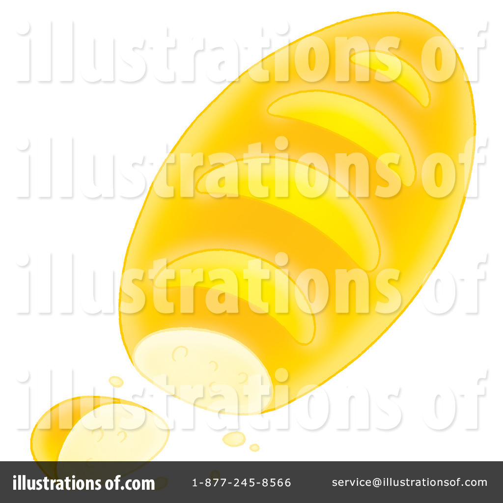 Bread clipart oval Clipart (RF) Free Illustration by