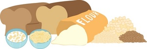 Bread clipart pasta and And Clipart Pasta Breads Breads