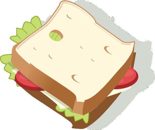 Bread clipart piece bread Bread art 3 clip Bread