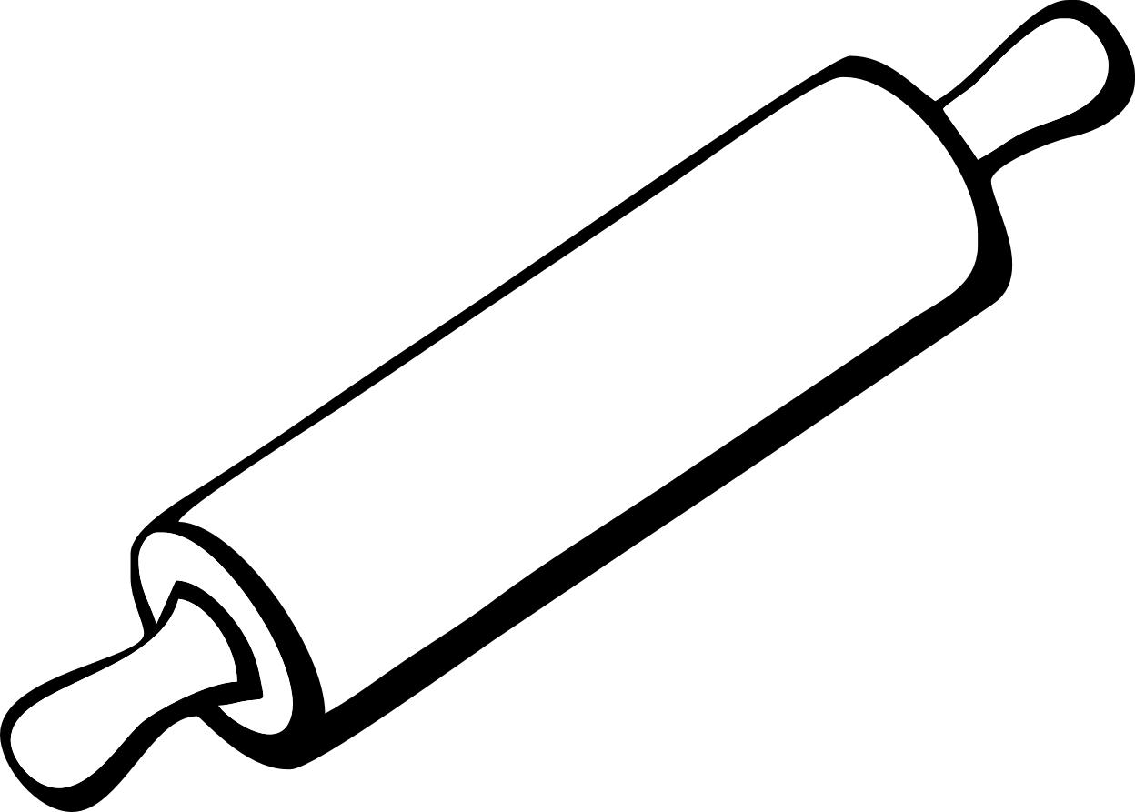 Clipart roller Roller Dough Clipart