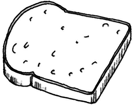 Bread clipart sketch Detail Download NIDDK Add Image