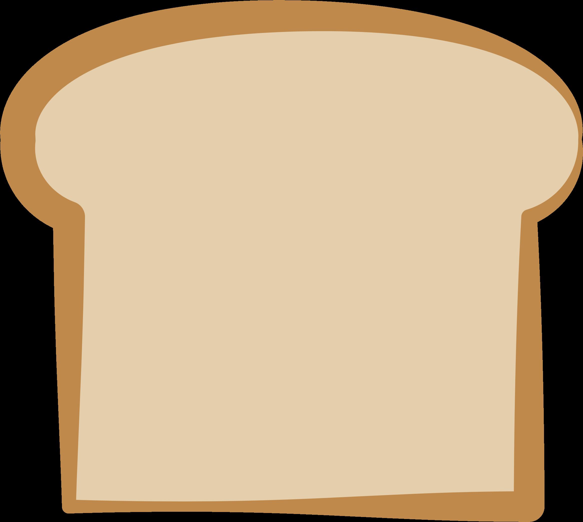 Toast clipart slice bread Bread Bread Clipart
