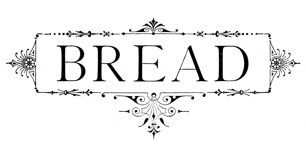 Bread clipart vintage With Clip Illustrations art