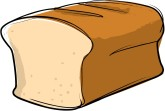 Grain clipart bread  Graphics Menu Art Bread