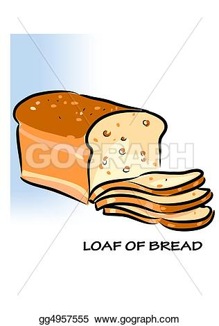 Bread clipart yeast Gg4957555 mixed Art Loaf Stock