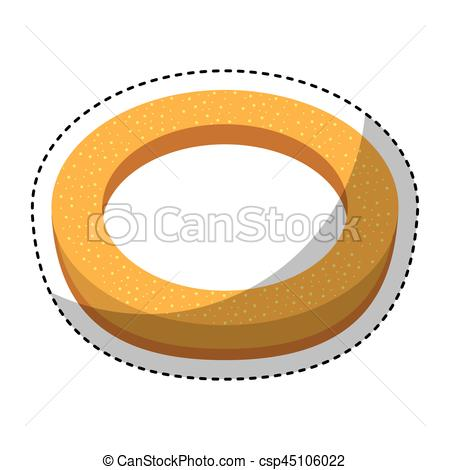 Bread Roll clipart bakery Bakery roll Illustration product of