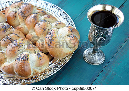 Bread Roll clipart bread and wine Challah Uncovered Picture bread Photo