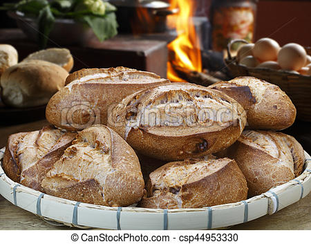 Bread Roll clipart france food Integral Photos  french of