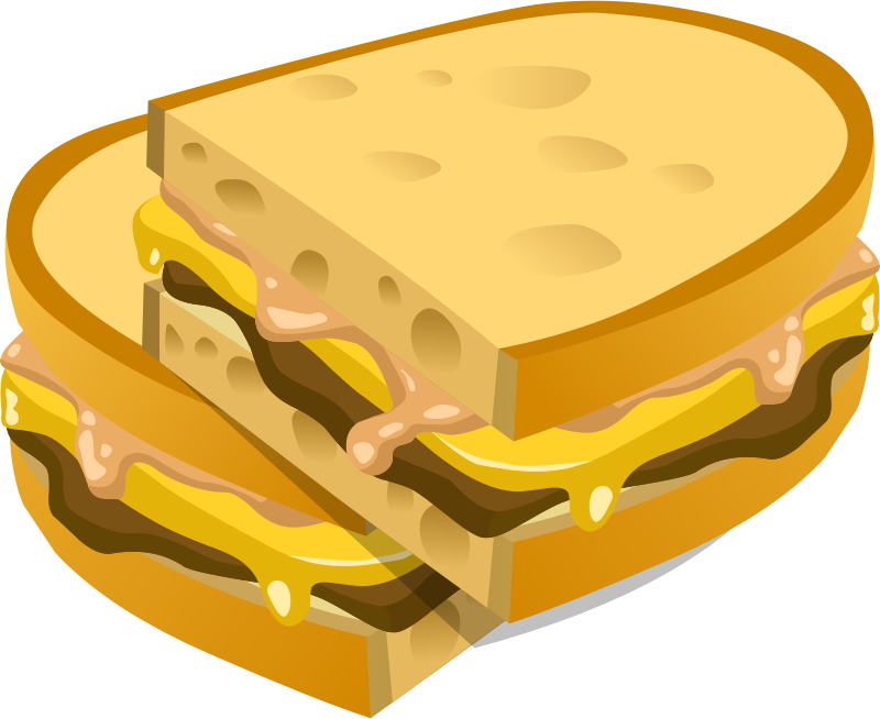 Bread Roll clipart panini Clip Public to Domain panini