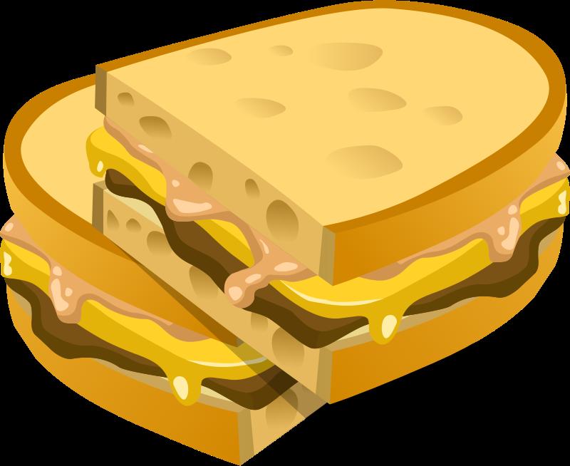 Bread Roll clipart panini Sanwich Public & Art Use