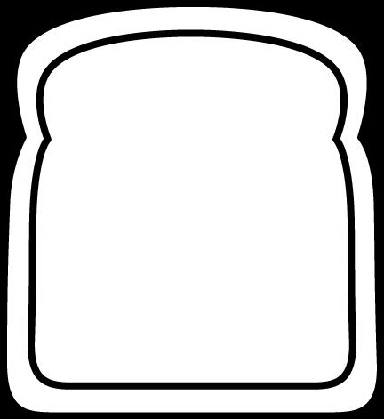 Drawn bread pastry Bread Clip Art White and