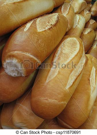 Bread Roll clipart soft Soft of Rolls Stock