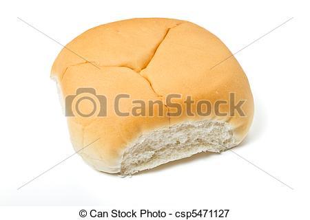 Bread Roll clipart soft On bread bap for sandwich