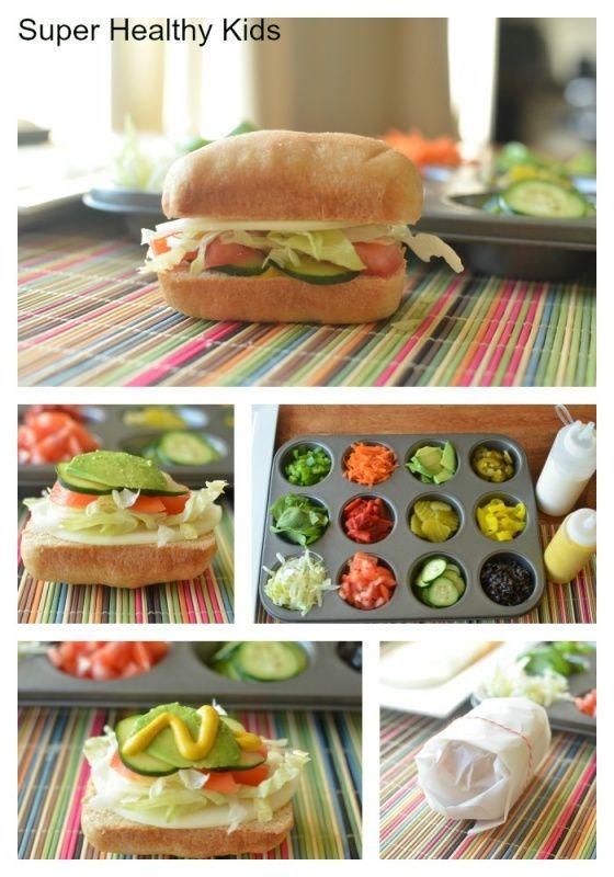 Bread Roll clipart subway restaurant  du catégorie Sandwich idées