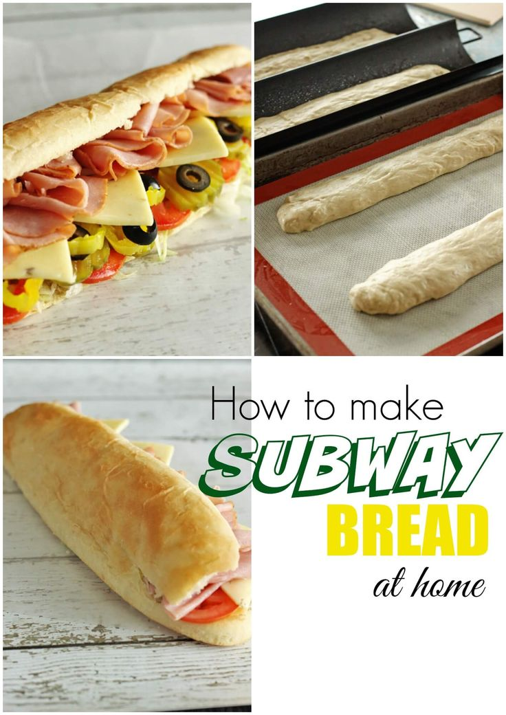 Bread Roll clipart subway restaurant How Best at sandwich Subway