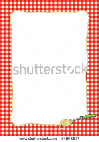 Breakfast clipart boarder Border cps A Of Border