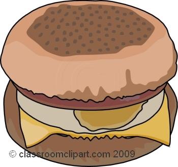 Breakfast clipart breakfast sandwich Sandwich Free Free Download Clipart